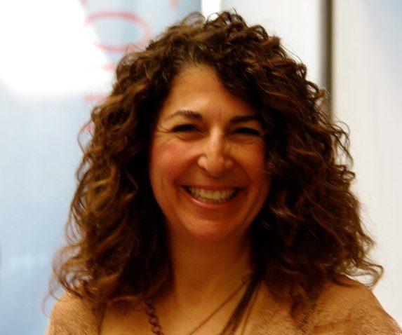 Headshot of Marcy Dicker